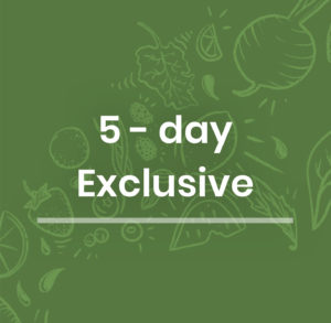 5-Day Exclusive